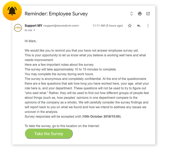 auto-survey-reminder