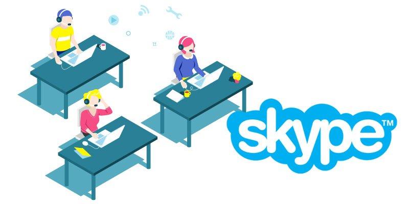 free-skype