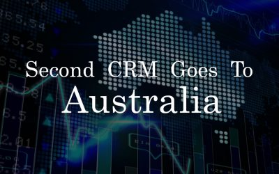 Second CRM Goes To Australia!