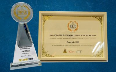 Second CRM Wins Another Award