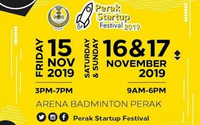 Come Visit Us At Perak Startup Festival