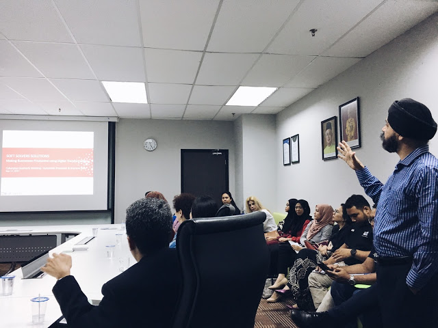 Cyberjaya 4th Quarterly Meeting