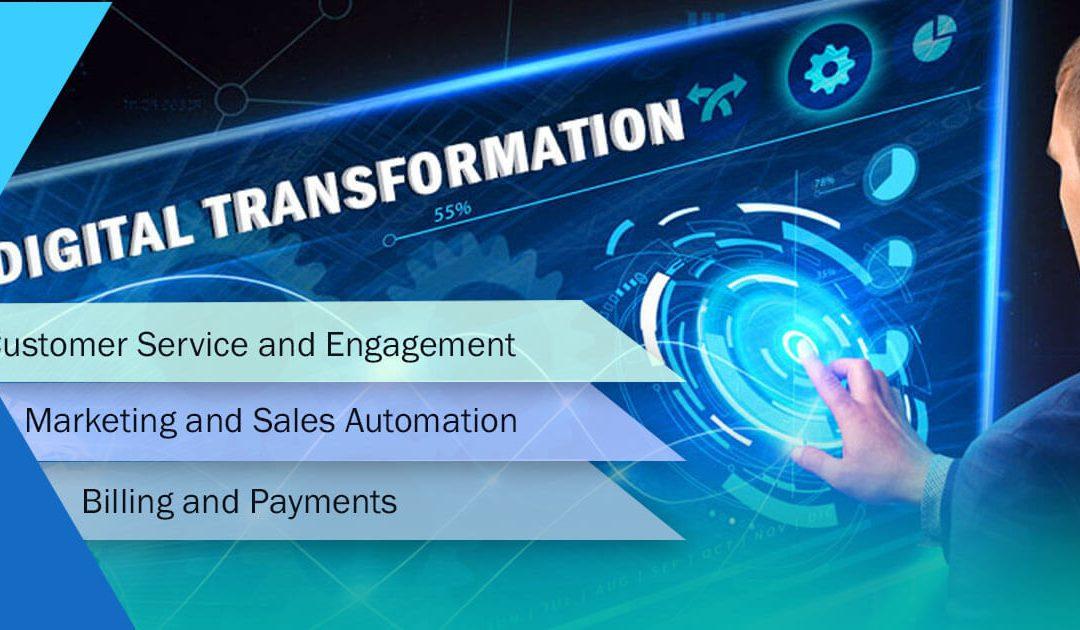 Digital Transformation is the way forward in 2018