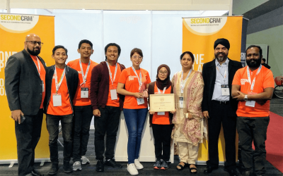 Second CRM Proudly Sponsors Prizes for SITEC Top E-Commerce Merchant Awards