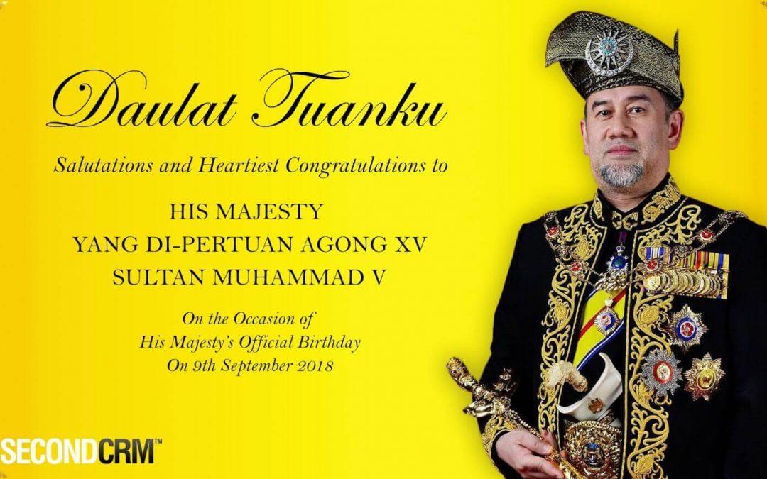 4 Fun Facts about Yang di-Pertuan Agong in Malaysia