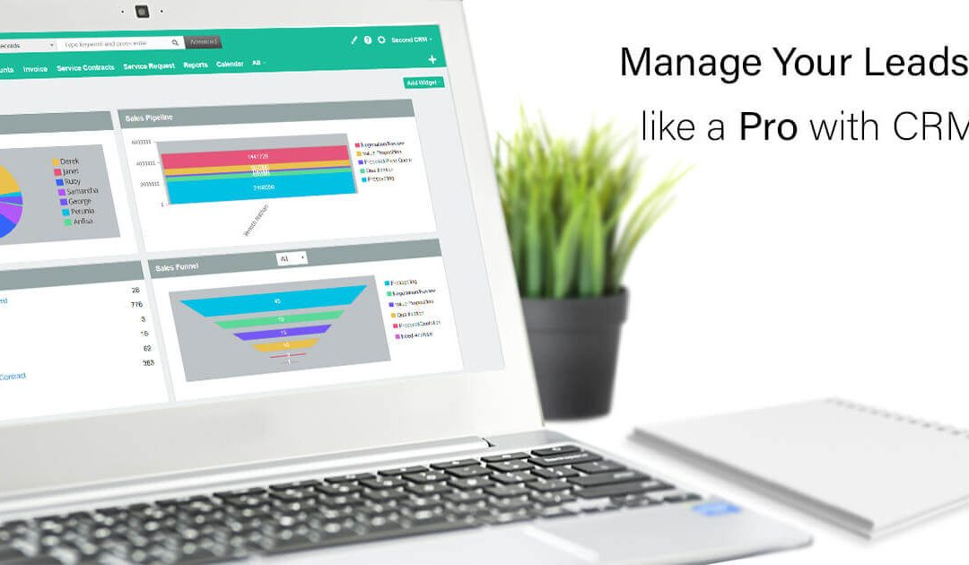 Manage Your Leads like a Pro with CRM