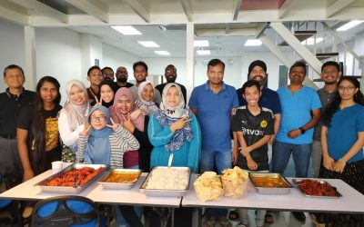 Team Second CRM's Monthly Engagement Day