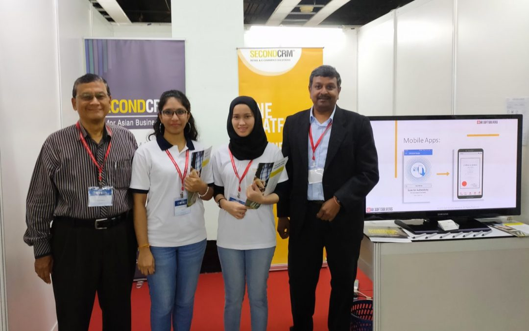 Second CRM Presents An Innovative Solution at MTE 2020