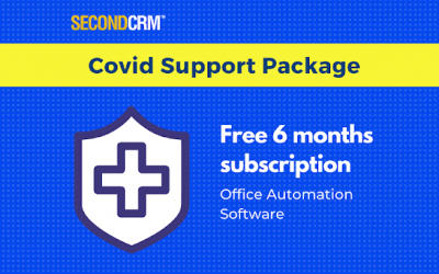Second CRM Supports Work From Home With An Exclusive Offer